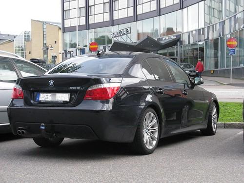 New Bmw 535d M Sport. BMW 535d M Sport