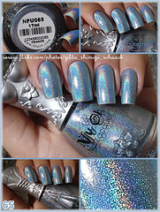 65 ::Nfu-Oh:: (* G * =^.^=) Tags: nail nails unhas 65 unha holo esmaltes esmalte hologrfico nfuoh nfuoh65 nfuoh065