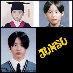 TVXQ Kim Junsu