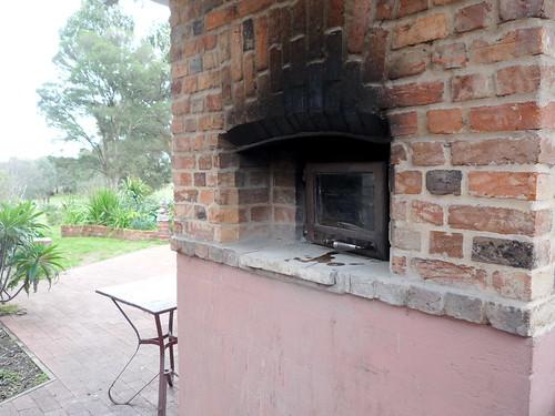 Sunnybrae Birregurra oven