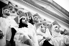 """UNC-Chapel Hill Female Muslim Graduates,"" Nushmia Khan."