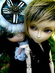 """""""You're annoying me Mercredy ! """" (Rainbow Magical Orchestra ) Tags: outfit eyes wig pirate pullip custom thanh acrylics prunella veritas artistique arion taeyang annonying mercredy"""