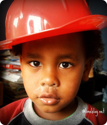 fireman serious