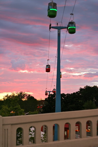 Sky Ride Sunset