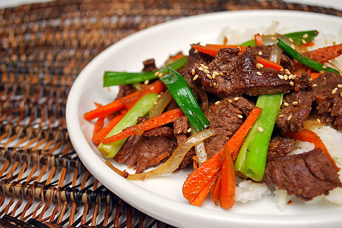 Instant Pot: Korean Bulgogi Beef