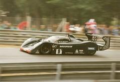 BRM P351 - Le Mans 1992 (mendaman) Tags: world championship c group mans le 1992 sportscar brm p351
