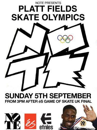 NOTE Olympics 2010