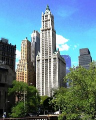 American Classic, Woolworth Building , New York City (moonjazz) Tags: city newyorkcity urban building tower classic architecture skyscraper design downtown commerce power manhattan gothic icon best business american empire woolworth tall splendor weath