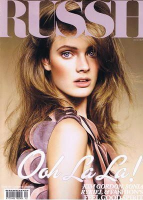 Russh May 09 - cover