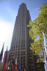 Rockefeller Center (Schuffi.picture) Tags: newyork urlaub rockefellercenter