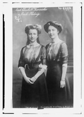 Duchesses Elizabeth Frances and Hedwig