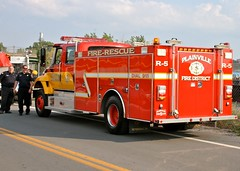 Plainville NY FD R5 (ironmike9) Tags: rescue fire engine r5 nystatefair plainvilleny