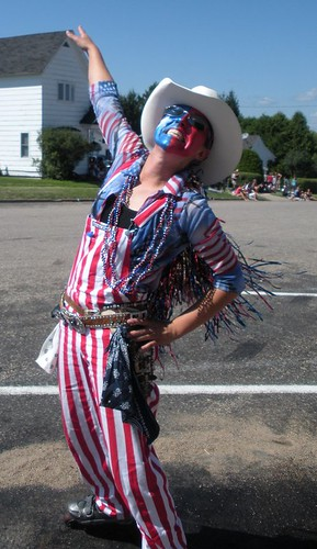 Tawnie Parade 2010