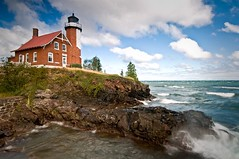 Eagle Harbor Light (baldwinm16) Tags: summer michigan scenic august greatlakes lakesuperior 1871 eagleharborlighthouse keewenawpenisula greatlakeslight