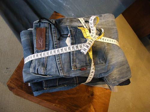 Levi's Curve ID jeans