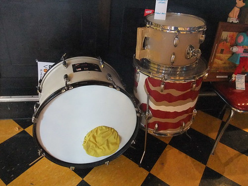 Bacon & Egg Drums