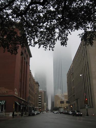 Winter in Dallas