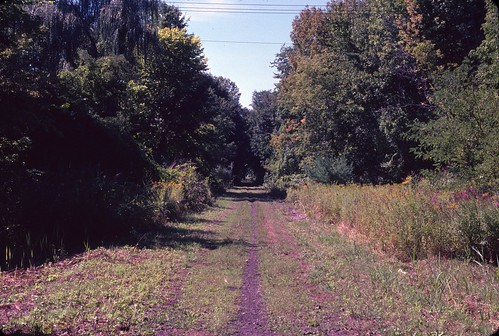 Albany County Rail Trail photos in Kodachrome