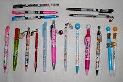 IMG_2050 (FER :3) Tags: cute pencils stickers sanrio snoopy kawaii pens stationary sanx monokuroboo