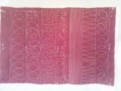 practice stitching