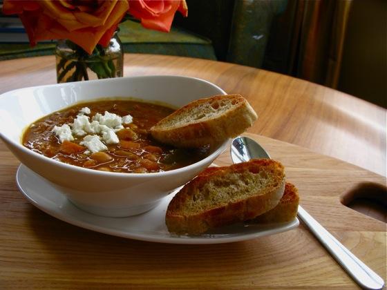 red lentil soup 002