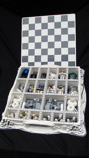 Star Wars: The Empire Strikes Back Lego Chess