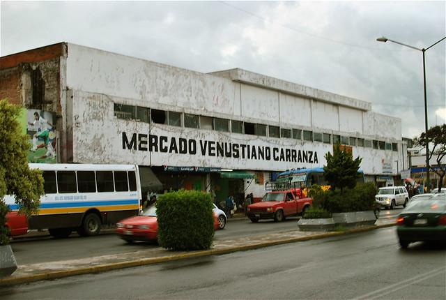 Mercado Venustiano Carranza