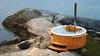 Skärgårdstunnan Panel (Skärgårdstunnan) Tags: pool jacuzzi hottub spa trädgård badtunna uteplats badtunnor spabad bubbelpool vedeldad utomhusbad