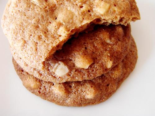 09-07 macadamia nut cookies