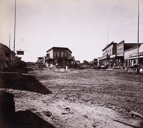 Main street santa cruz