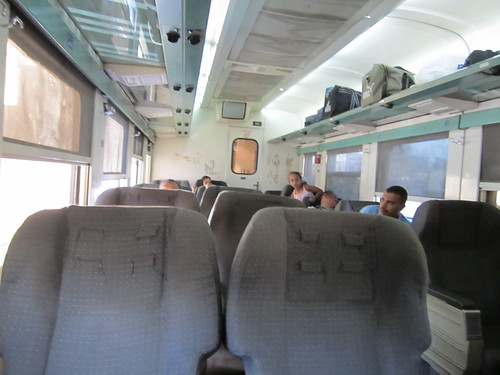Day Train in First Class