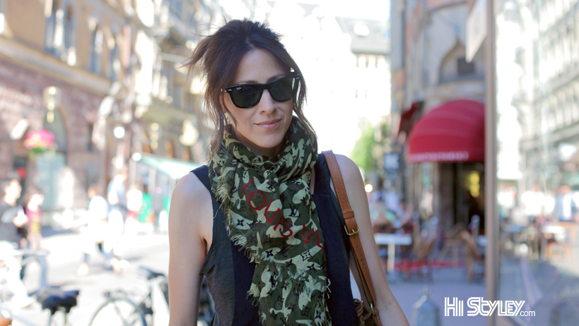 HiStyley l Stockholm Street Style #323