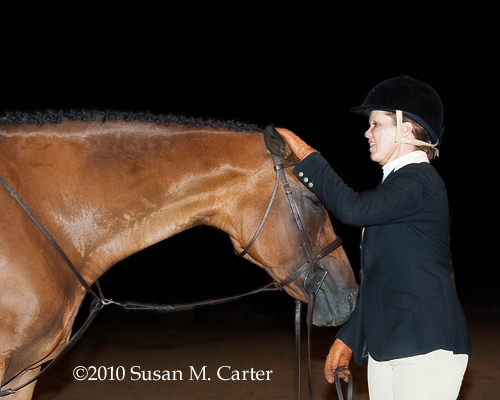 Hunt Night at the Warrenton Horse Show