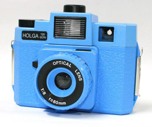 holga 120 GCFN_blue