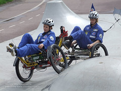 Moonbuggy Test, 9.9.2010, Leipzig