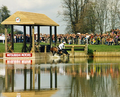 Badminton Horse Trials 1996