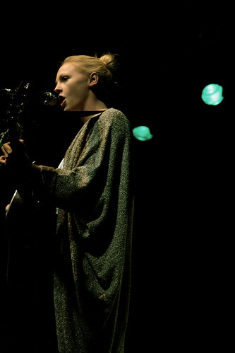 Laura Marling live @ The Electric Picnic 2010