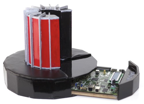 scale model fpga cray1a nycr