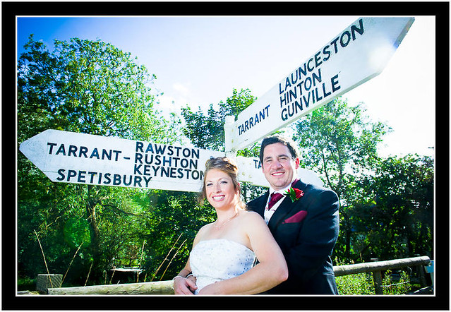 Wedding photography in Dorset sneak peek