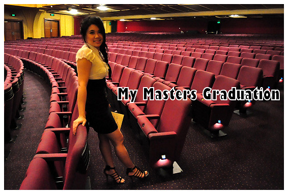 My Masters Graduation 2010: Empire Threatre