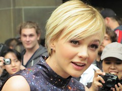 Carey Mulligan (dtstuff9) Tags: portrait toronto cute celebrity film beauty face festival ryerson theater theatre international blond blonde actress movies actor celebrities fest tiff torontointernationalfilmfestival neverletmego careymulligan