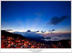 _MG_2517 (Justin1006 (Justin Yeh )) Tags: sunset night twilight taiwan  taipei      jiufen    rueifangtownship