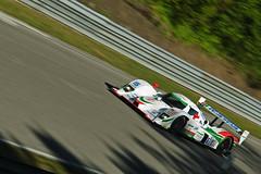 Dyson Racing Lola-Mazda, Mosport, 2010