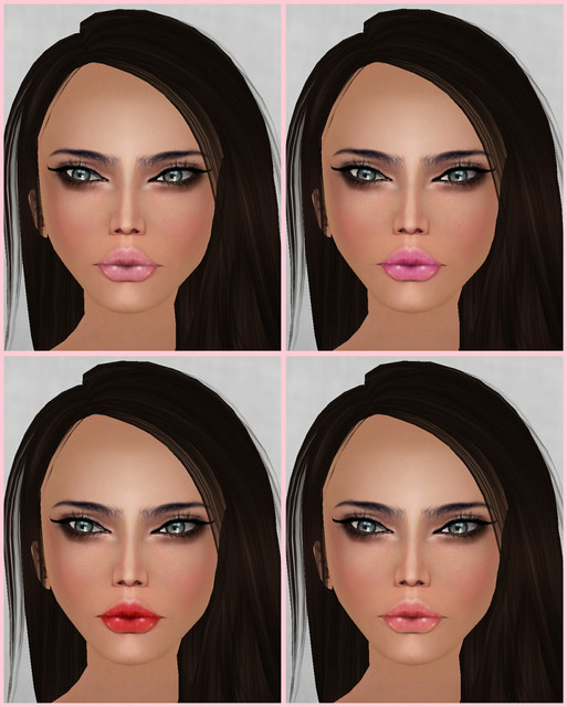 -MonS- Ales Skin Likit Make Up Series