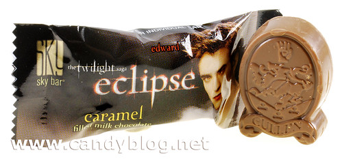 Sky Bar - Eclipse - Caramel Filled  Milk Chocolate