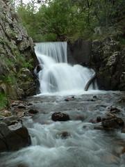 in my dreams, i fall... (azhiker_grrl) Tags: camp arizona water waterfall hiking dam hike falls explore chiricahuamountains westturkeycreek