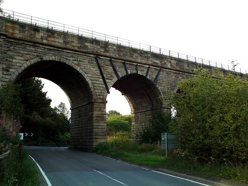 Bridge near Croy