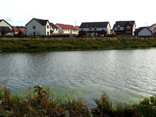 Small Loch near Westfield, Cumbernauld