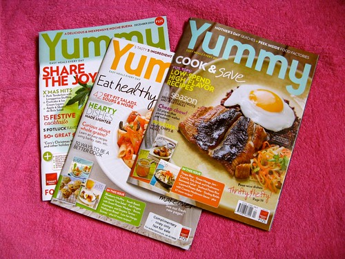 Do you prefer buying (having) a magazine or reading it online?