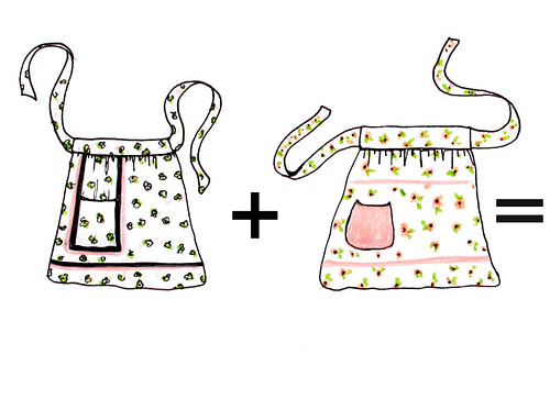 apron + apron